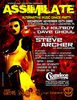 Assimilate Flyer