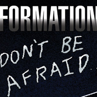 Information Society - Don't Be Afraid v.1.3, Disc Face